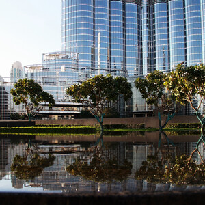 Downtown Burj Dubai. Глазами туриста.