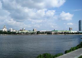Екатеринбург и Свердловская область, 2013