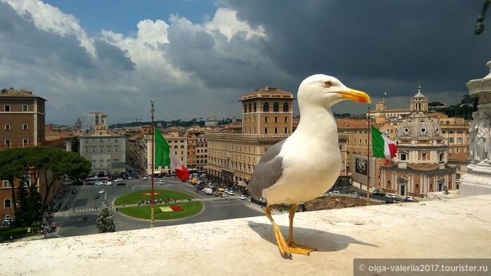 Средиземноморское путешествие. Италия. Встреча с Римом