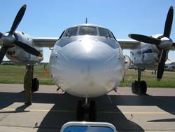 Пассажирский самолет сел в аэропорту Воронежа из-за трещины в стекле