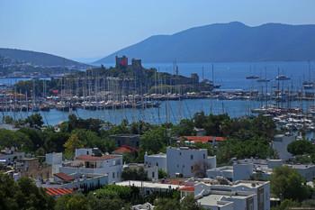 Иностранный турпоток в Турцию вырос на 28%