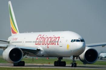 Эфиопская авиакомпания будет летать из Аддис-Абебы в Москву