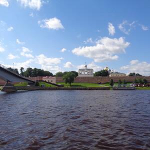Завершение первого дня в Новгороде