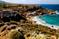 Пляж Парадиз Бэй на Мальте
