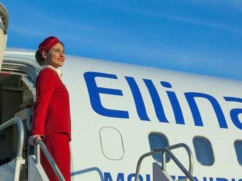 Греческая авиакомпания возобновила рейсы Новосибирск - Салоники