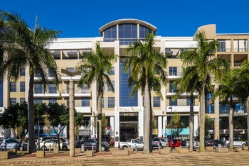 Рейтинг стран Африки по числу отелей