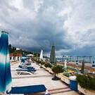 Пляж санатория «Одиссея»