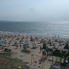 Пляж Албены