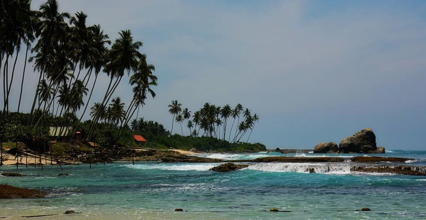 Пляж Коггала (Koggala Beach)