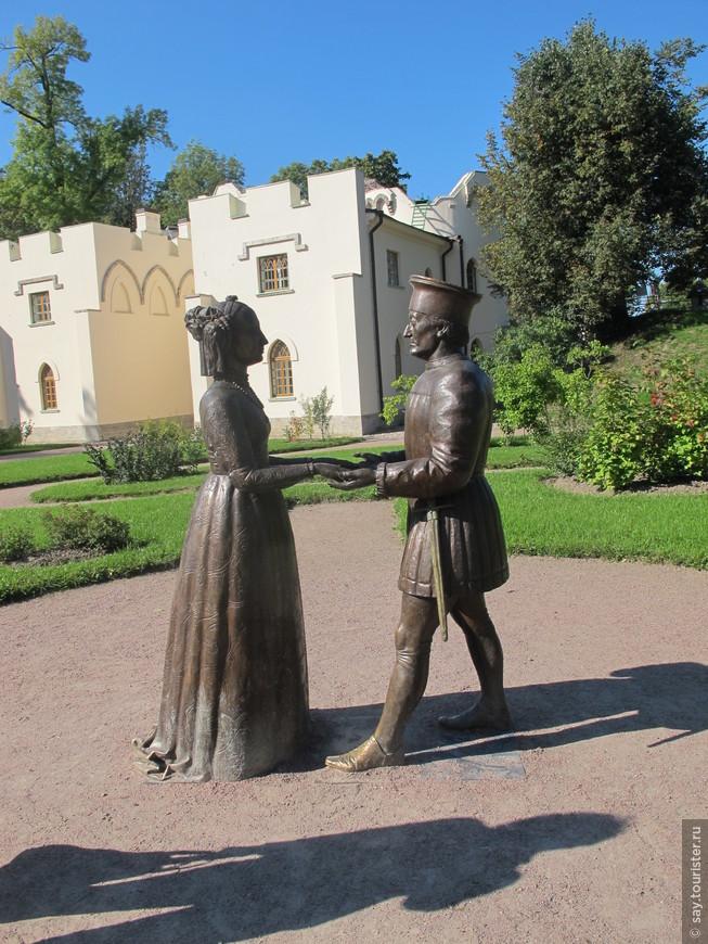 Царскосельские сюрпризы. Феодоровский городок и Ратная палата