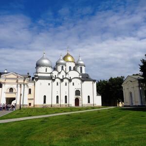 Последний штрих к Великому Новгороду