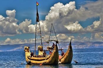 Экскурсии на озере Титикака в Боливии приостановлены из-за конфликта