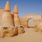 Декорации к «Звездным войнам» в Тунисе