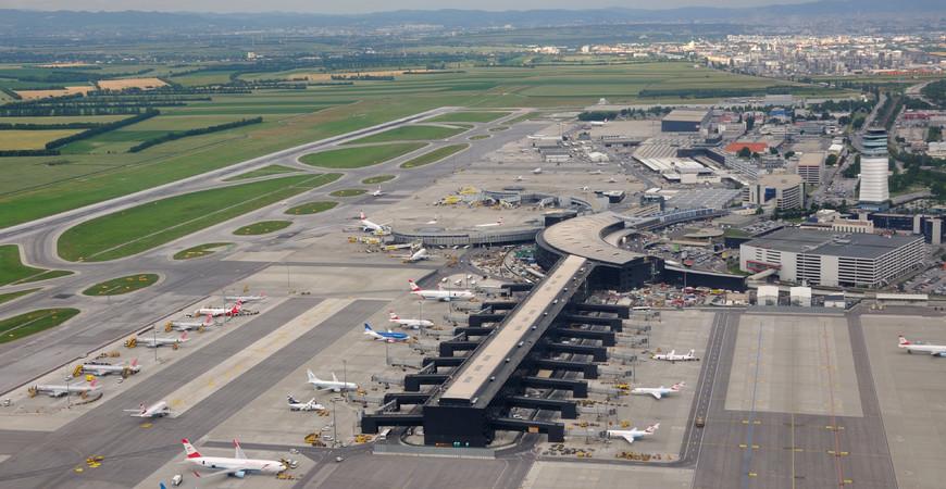 Аэропорт Вены Швехат (Flughafen Wien-Schwechat)