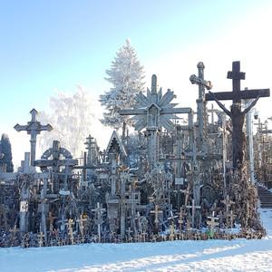 Зимний Шяуляй