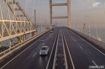 Проезд по Крымскому мосту будет бесплатным