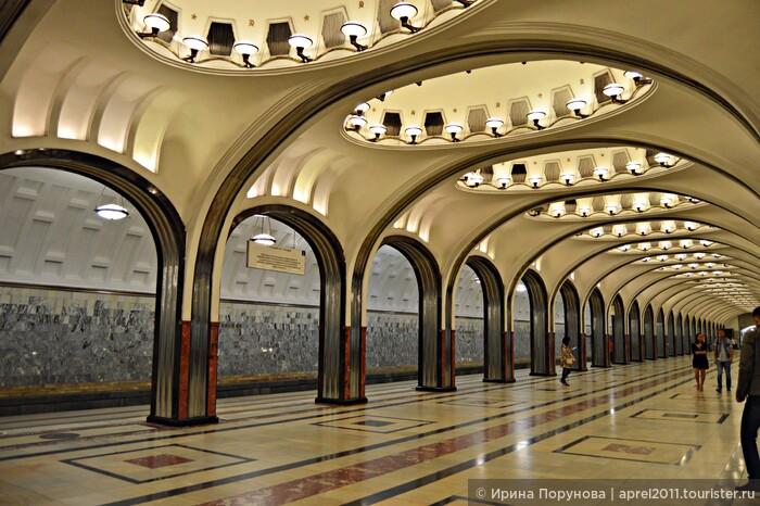 Метро Москвы. Глубокое погружение в эпоху СССР