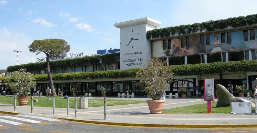 Аэропорт Пизы «Галилео Галилей»