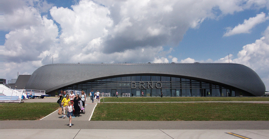 Аэропорт Брно «Туржаны»