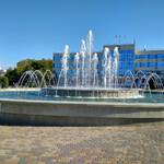 Поющие фонтаны в Анапе