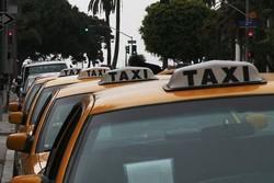 Русское такси появилось в Праге