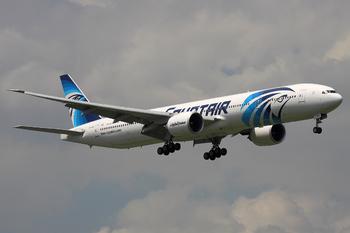 EgyptAir запустит 19 чартерных рейсов в Россию