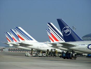 Работники Air France планируют бастовать с 23 июня
