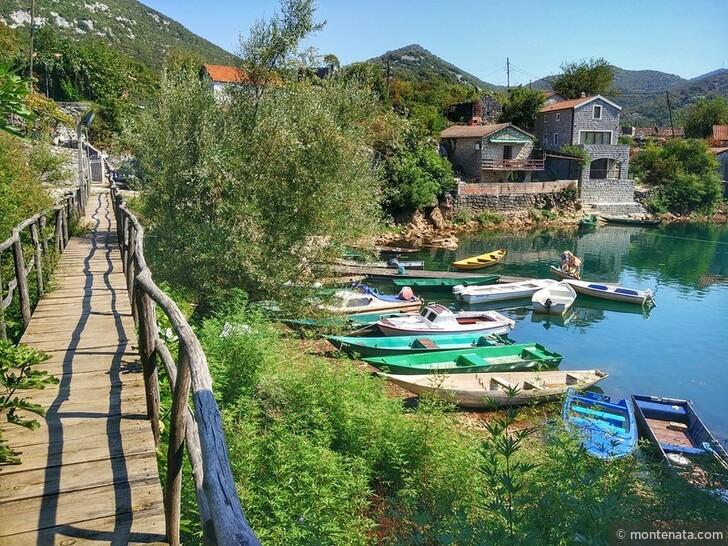 Озерная рыбалка в Черногории. Открыт лов на Скадарском озере!