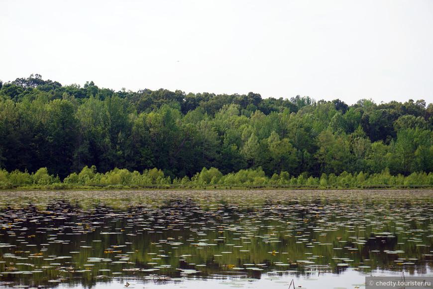 Земля между Озерами