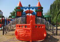 «Корабль» - детский игровой комплекс
