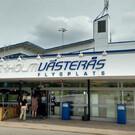Аэропорт Стокгольма «Вестерос»