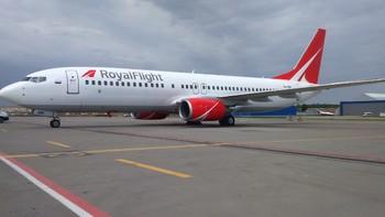 Авиакомпания Royal Flight начала летать из Москвы в Гуйян