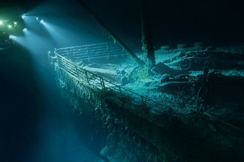 Британские турфирмы предложат экскурсию к обломкам «Титаника»