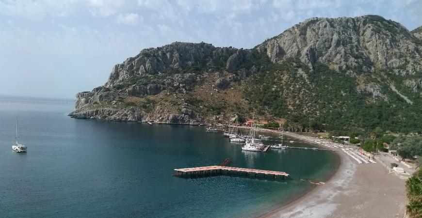 Пляж Чифтлик