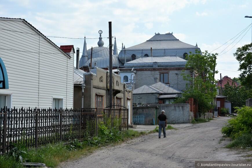 Молдавия. Сороки. Крепость и Цыганская гора