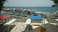 Лежаки на пляже