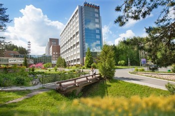 Лучшие лечебные курорты России