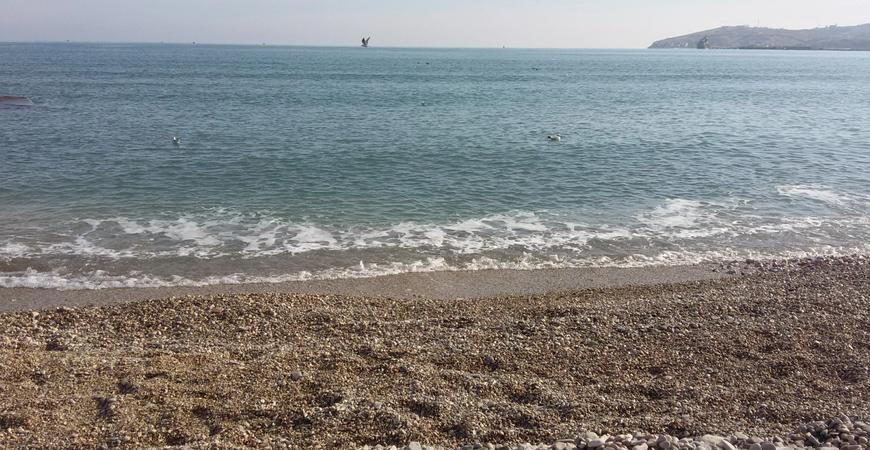 Пляж «Первый городской» («Детский пляж» в Феодосии)