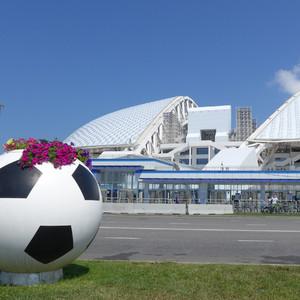 FIFA 2018. Сочи. Стадион «Фишт»
