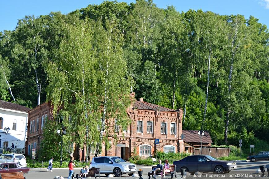 Площадь у Соборной горки