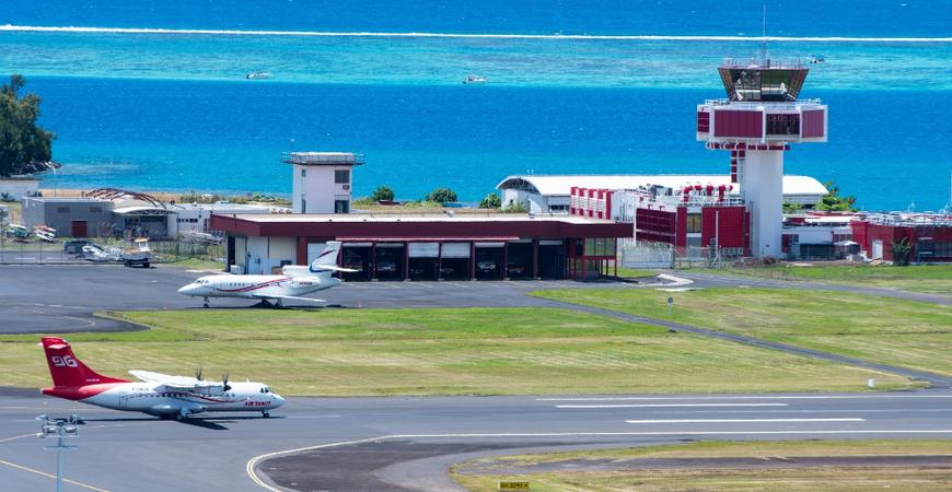 Аэропорт Папеэте Фааа