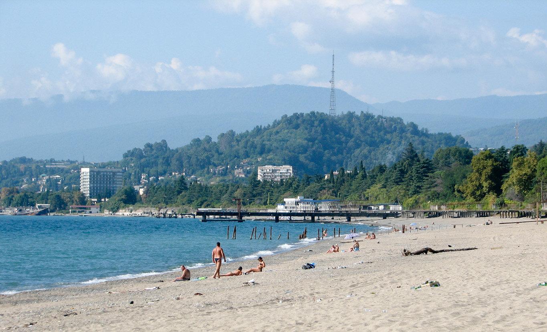 сухум пляж фото предлагает купить разнообразные