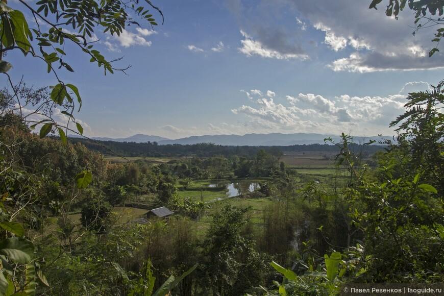 Окрестности Луанг Намтха