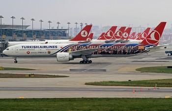 Turkish Airlines отказалась от участия в рейтинге Skytrax