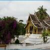 День 1. Луангпрабанг. Территория Королевского дворца,
