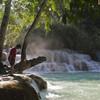 День 2. Луангпрабанг. Водопад Куанг Си.