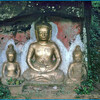 День 6. Ван Сан. Статуи Будды, вырезанные в скале. XVI век.