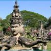 День 6. Вьентьян. Будда Парк.