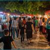 День 6. Вьентьян. Ночной рынок.