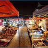 День 1. Луангпрабанг. Ночной рынок.